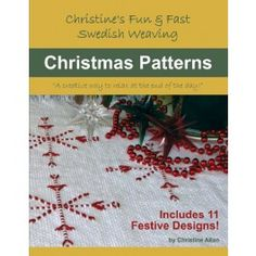 Christmas Patterns NOW ON SALE!! www.funandfastpatterns.ca  Click Fun & Free  go to Christine's blog for more on the SALE.