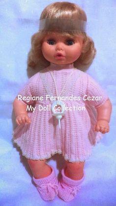 My Dolls Collection: Boneca Chorinho, Estrela, 1976