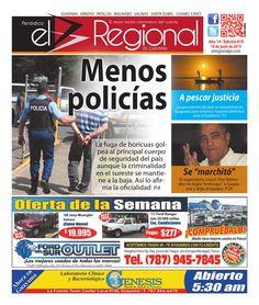 Periódico El Regional - 819  10 de junio de 2015