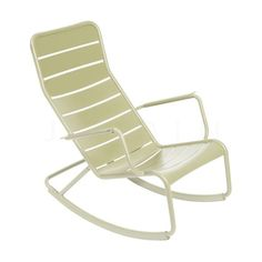 We are the partner for Fermob in New Zealand. Discover the Fermob Luxembourg Rocking Chair here. Visit the NZ Fermob experts! Outdoor Rocking Chairs, Wicker Chairs, Patio Chairs, Luxembourg, Latte, Willow Green, Patio Glider, Outdoor Settings, Gliders