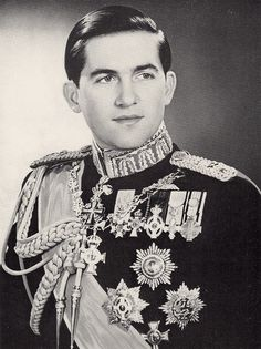 King Constantine II of Greece, also a prince of Denmark.  He was king from 1964 to 1967 when he was overthrown by the Greek Military and forced to leave Greece.  The monarchy was officially abolished in 1973.