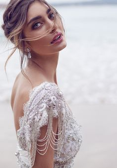 Anna Campbell 2016 Spirit Wedding Dresses | http://www.deerpearlflowers.com/anna-campbell-2016-spirit-wedding-dresses/
