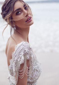 Anna Campbell 2016 Spirit Wedding Dresses | http://www.deerpearlflowers.com/anna-campbell-2016-spirit-wedding-dresses/