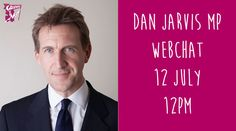Webchat with Labour MP Dan Jarvis at GNHQ