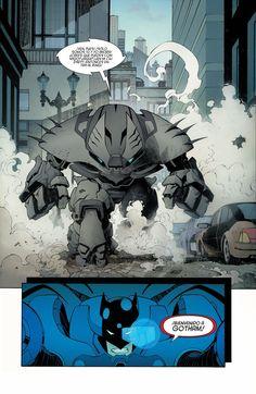 Batman #35 - Endgame #1 Batman vs Justice League Welcome to Gotham