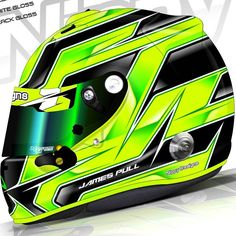 Super bright neon yellow job for @james_pull ! No missing him in the cockpit of his @carlinracing @fordmsaformula car  Design Copyright of MDM Motorsport Designs LTD. Design is owned by James Pull therefore it is not available for resale or to be used by anyone else.  If you would like your own custom design please contact us using the email address in our bio or contact us via our website or Facebook page for more info  #mdmdesigns #motorsport #motorsportdesign #graphicdesign #helmetdesign…