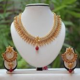 Amazing Traditional Ethnic Temple Necklace