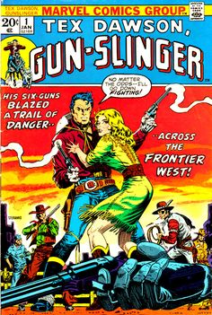western comics covers | Here are a couple of Steranko covers that I didn't even know about ...
