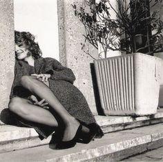 Juliette Binoche, porBettina Rheims, 1988