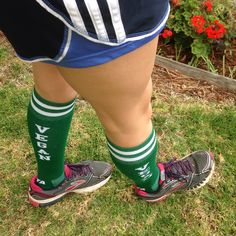 I wish these #vegan socks existed during my #soccer playing years!