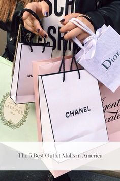 The 5 Best Outlet Malls in America Shopping Spree dcc52bc851681