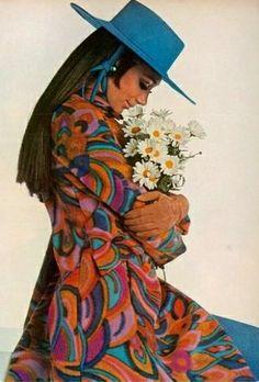Marisa Berenson, 1960s