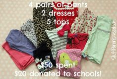 Funding the Schools You Love While Outfitting the Kids You Love: Schoola