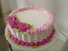 Easy Cake Decorating, Cake Decorations, Decorated Cakes, Cake Designs, Food Art, Blouse Designs, Birthday, Desserts, Travel