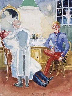 Marcel Proust's Dandy Extraordinaire: Robert De Saint-Loup!