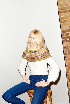 Claudia Schiffer Is Launching Her Own Cashmere Collection—Here's Your First Look