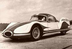 FIAT TURBO CONCEPT 1964