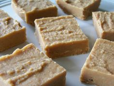 Protein Packed Peanut Butter Fudge - Low carb recipes suitable for all low carb diets - Sugar-Free Low Carb Recipes