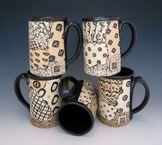 ripped up mugs