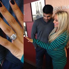 A Dozen Ways To Figure Out Her Dream Engagement Ring
