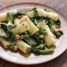 Rigatoni with Broccoli Rabe and Chickpeas | Williams-Sonoma
