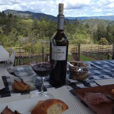 Picnic at Mt Brave Vineyards #corkandbarrel #mtbravewine #cabernet #winecountry #winetasting #napavalley #cardinalewinery #mtveeder by cork_and_barrel