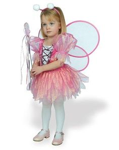 Butterfly Fairy Toddler Girls Costume