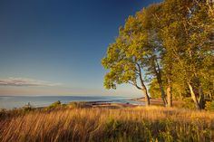 Presque Isle River mouth, Gogebic County, Michigan. Photo by Chris Arace.