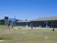 size: Photographic Print: Robben Island Prison Where Nelson Mandela was Imprisoned, Now a Museum, Cape Town, South Africa by Fraser Hall : Artists Nelson Mandela, Cape Town, Professional Photographer, Art Museum, Prison, Framed Artwork, South Africa, Island, Adventure
