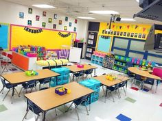 First Grade Made: Classroom Reveal