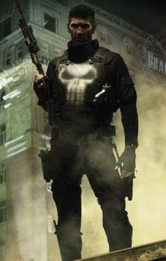 Jon Bernthal is Punisher in Daredevil.