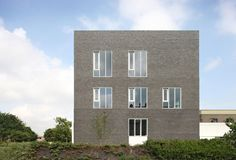ONO architectuur, Filip Dujardin · Multifunctional hall in Bocholt
