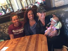 Seriously one our favorite parts of this ministry; building relationships! What a blessing to have lunch with one of our dear friends Alicia and recent C4H recipient Tyra and her beautiful daughter. Love how you THINK you have your day planned and then divine appointments happen. So awesome!#chariots4hope #relationships #blessed #awesome https://www.instagram.com/p/BHQDcsFgXSf/ via http://www.chariots4hope.org