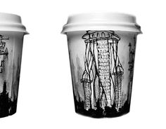 """Check out new work on my @Behance portfolio: """"tower coffee"""" http://be.net/gallery/32239183/tower-coffee"""