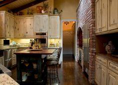 Rustikale Küchen Mit Eleganten Und Gemütlichen Designs