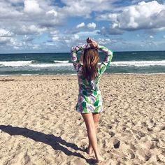 The ocean calms my restless soul. 🌴💦🌞 Salt Life | Beach | Fort Lauderdale | Fashion | Exploration | WisConcierge
