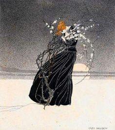 Kay Nielsen.  Love this artist