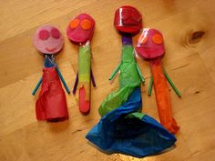 Puppet Fun: Making and Playing With Puppets