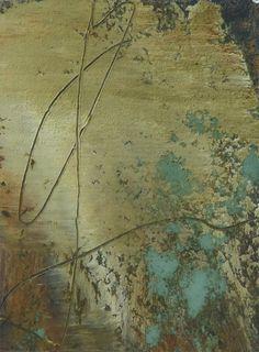 Rebecca Crowell - Lichen #2
