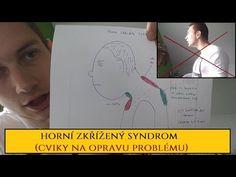 Konec bolesti zad (Dolní zkřížený syndrom + cviky na opravu) - YouTube