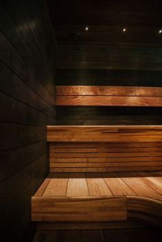 47 Coolest Home Sauna Design Ideas