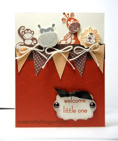 Susie Rostad Photography: It's A Zoo Card!