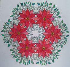 Mandala kirjasta: Väritä itsellesi mielenrauhaa Mandala, Tapestry, Home Decor, Hanging Tapestry, Tapestries, Decoration Home, Room Decor, Home Interior Design, Needlepoint