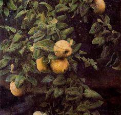Antonio Lopez Garcia, The Quince Tree, 1961