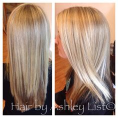 Highlight using Redken Flashlift + 20 volume, and toned with Redken shades eq…