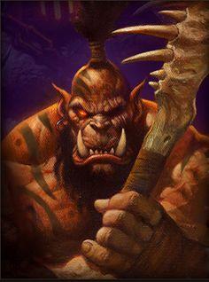 Kilrogg Deadeye - WoWWiki - Your guide to the World of Warcraft