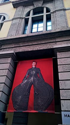 David Bowie is #DavidBowie #MAMbo #Bologna #Italy