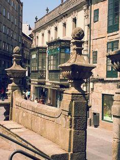 Pontevedra #Riasbaixas Galicia. Spain Europe Europe, Country Scenes, Sense Of Place, Beautiful Places In The World, World Heritage Sites, Terra, Travel Around, Wonders Of The World, Places To Travel