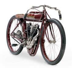 awesome classic Indian motorbike.