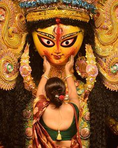 Maa Durga Photo, Maa Durga Image, Durga Kali, Shiva Shakti, Maa Kali Images, Durga Images, Lakshmi Images, Krishna Images, Durga Maa Paintings